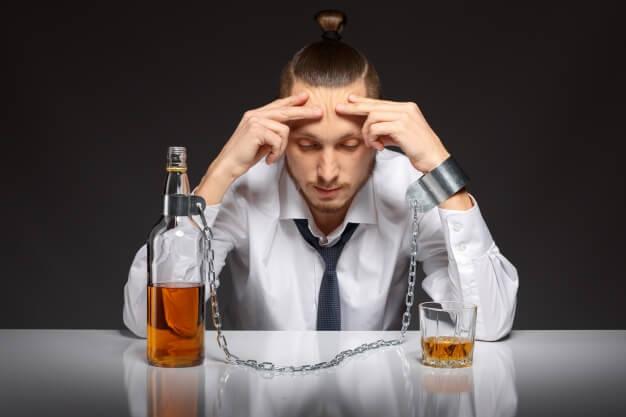 גמילה מאלכוהול בתהליך גמילה הדרגתי